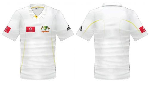 Test jersey without Sponsor Name and Player number
