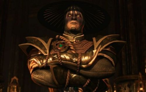 The latest Mortal Kombat may revolve around an evil or vengeful Thunder God