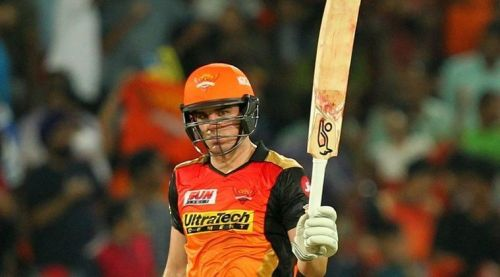 Moises Henriques had a great time with the Sunrisers Hyderabad