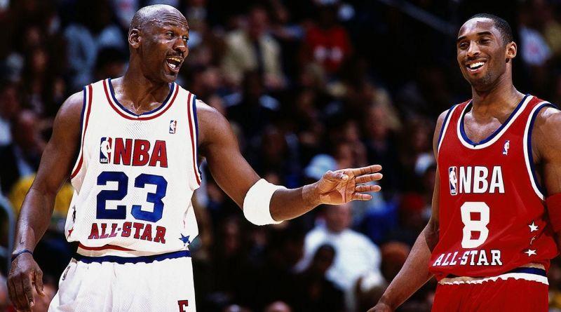 MJ and Kobe