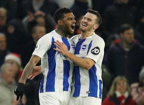 Brighton had an excellent second half and were unlucky not to clinch the 3 points.