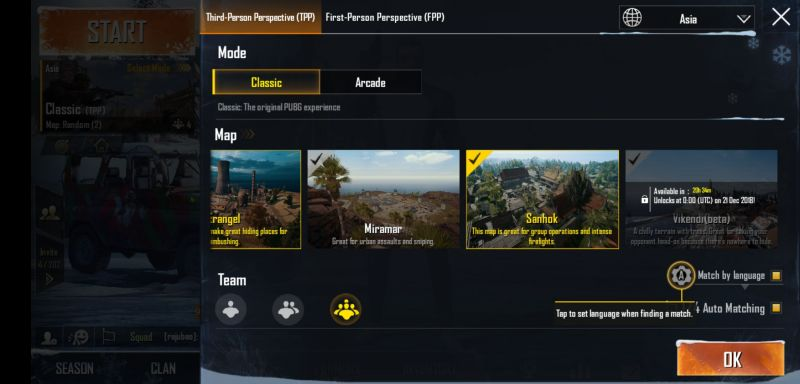 pubg first person mobile download