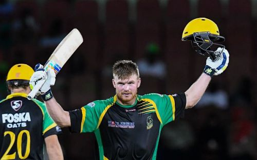 Glenn Phillips - touted to be the next Brendon McCullum could replace Alex Hales in the SRH roster