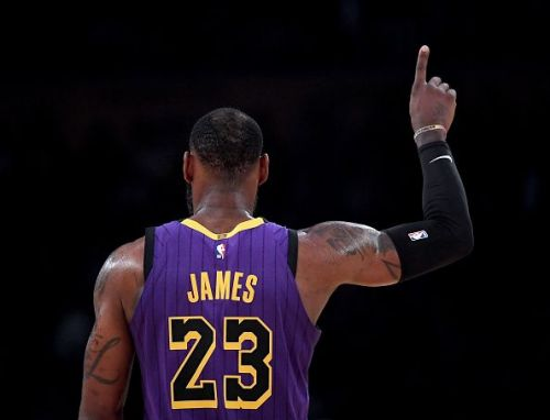 The Los Angeles Lakers are now embarking on the era of LeBron James