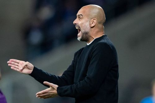 Manchester City manager, Pep Guardiola, is reportedly furious