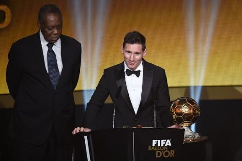 Lionel Messi was once unarguably the best player in the world