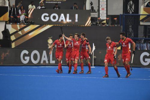 Belgium put on a masterclass against the Englishmen