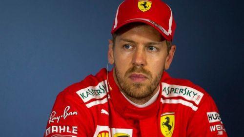 Sebastian Vettel provided some funny moments