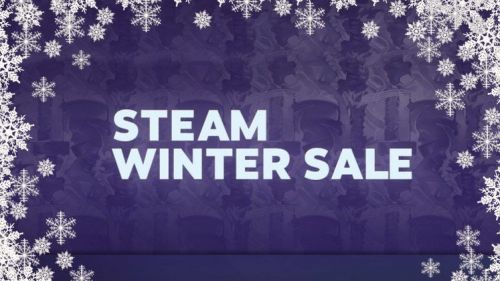 Steam's Winter Sale will definitely drain a few wallets over the next two weeks