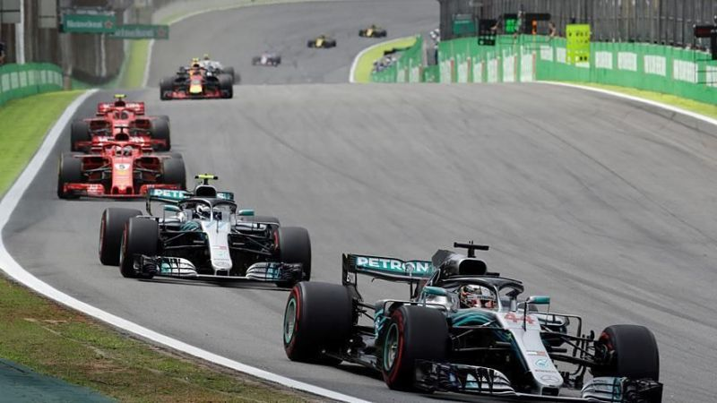Mercedes won the most recent Championship in 2018