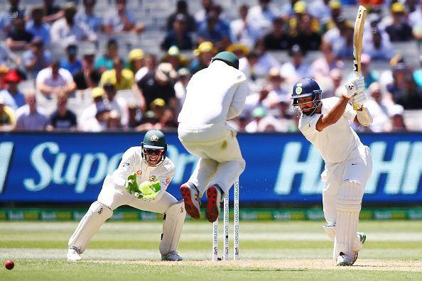 India v australia third test match