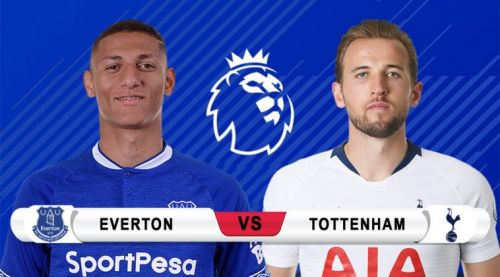 Tottenham is set to face Everton