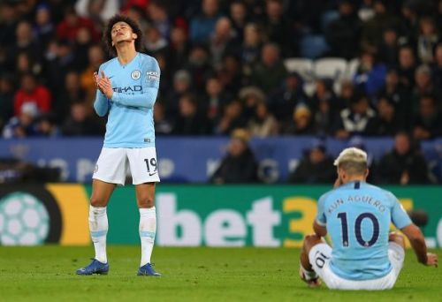 Manchester City desperately need a win after another loss against Leicester City