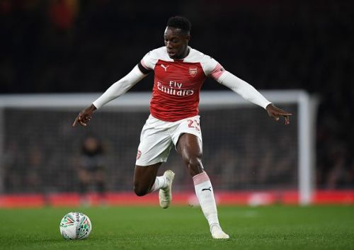 Danny Welbeck may have played his last match for the Gunners