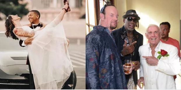 WWE couples married in 2018