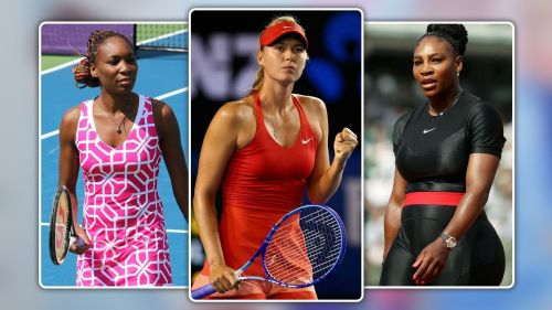 Most controversial tennis outfits