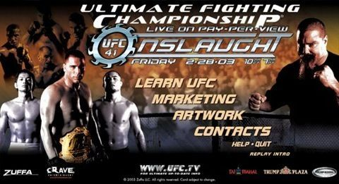 UFC 41 had a stacked card