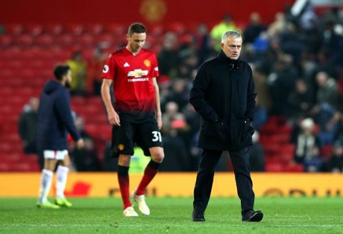 Matic has been overworked this season.