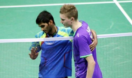 A Kidambi Srikanth vs Viktor Axelsen clash is always a treat for badminton fans!