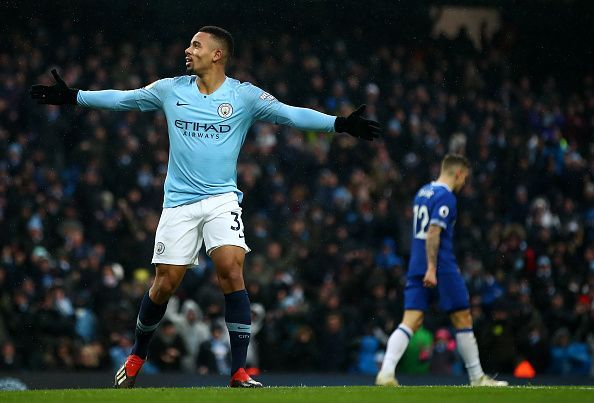 Gabriel Jesus re-discovered his goalscoring touch last week