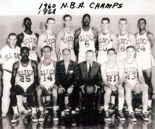 Virtually the same squad, with the same core, won 8 straight championships from '59-'66