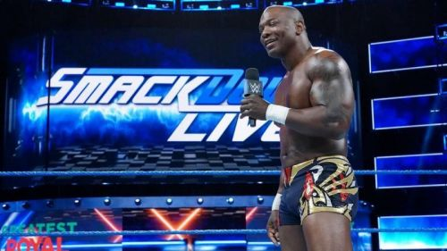 Benjamin has been barely used since returning to WWE.