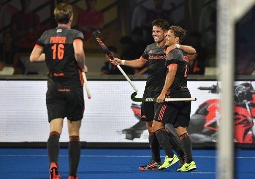 Netherlands v Malaysia - FIH Men's Hockey World Cup