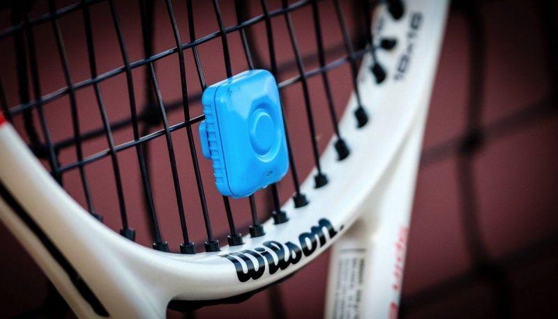 Tennis Sensor Gadgetfor the Improvement in your Game