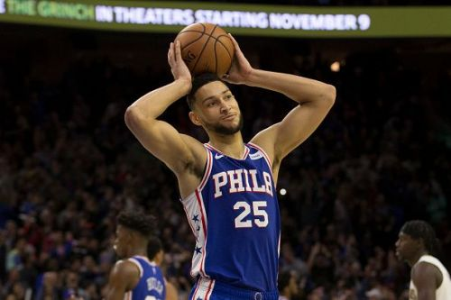 Ben Simmons received the Rookie of the Year award last season, but has his form continued through his sophomore season?