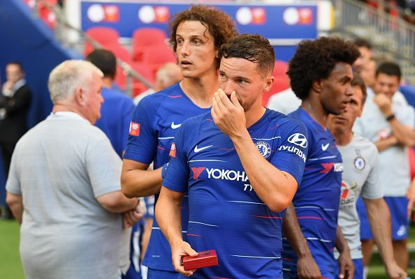 Chelsea might be getting stronger each year, but their squad still remains flawed.