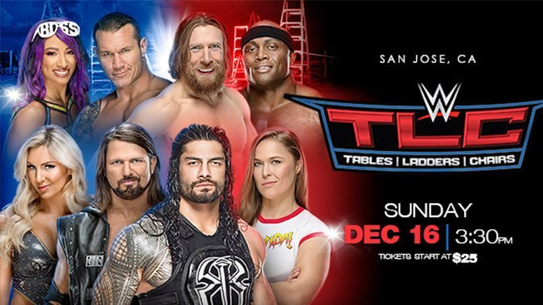 Wwe Tlc 2018 Matches Start Time Live Streaming Info Tv Telecast