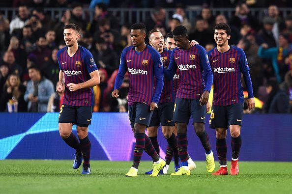 This is the future of Barcelona. The young group faltered but never gave an edge to the Spurs. Promising signs for the Blaugrana