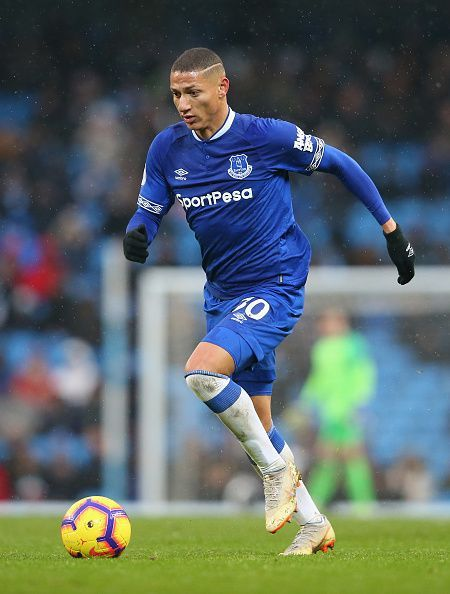 Richarlison has been one of the stars of the season