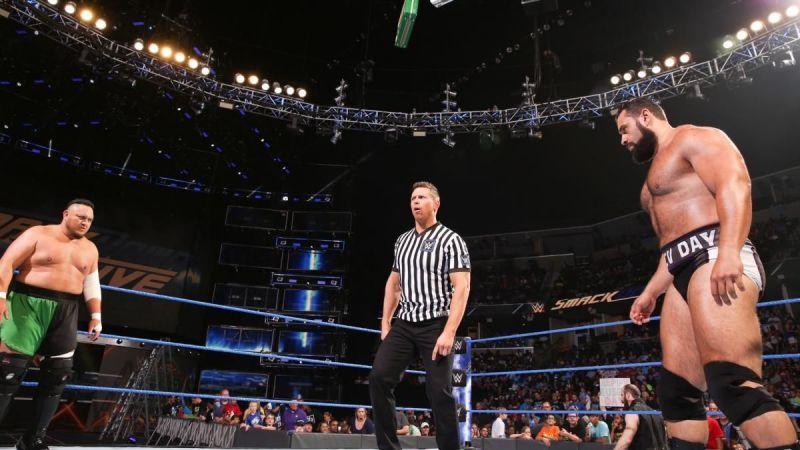 Joe and Rusev will produce hard hitting encounters