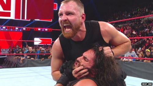 Ambrose and Rollins