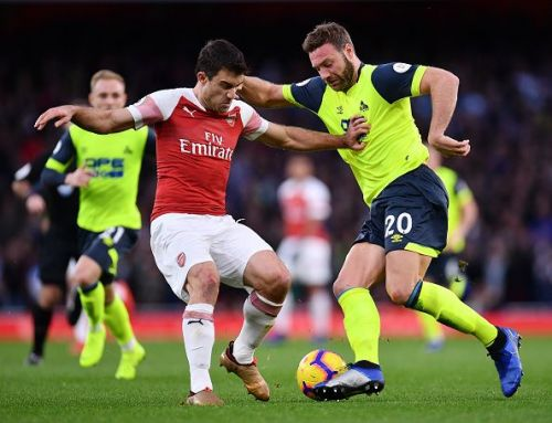 Sokratis was one of the reasons why Arsenal kept the clean sheet