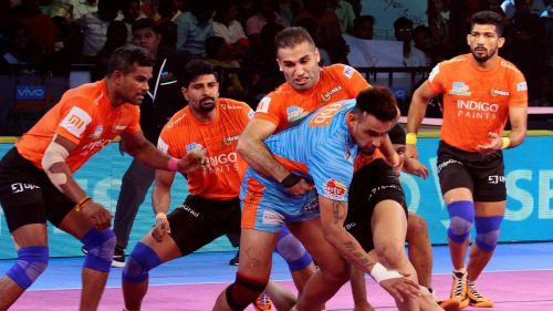 U Mumba displayed yet another all-round performance against the Bengal Warriors