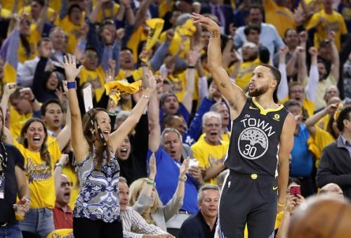 Stephen Curry, Warriors' Point Guard