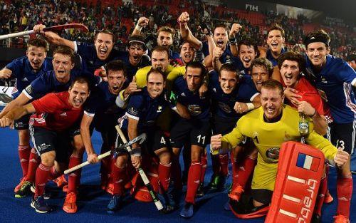 Argentina v France - FIH Men's Hockey World Cup