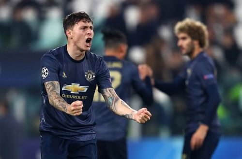 Lindelof was fantastic for Manchester United