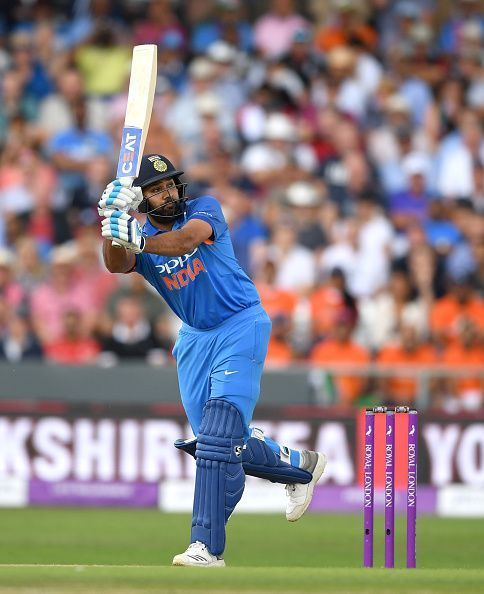 ரோஹித் ஷர்மா, இங்கிலாந்து v இந்தியா - 3 வது ஒரு நாள்: ராயல் லண்டன் ஒரு நாள் தொடர்