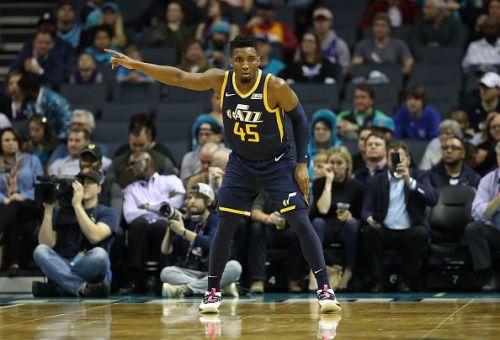 The Utah Jazz had a