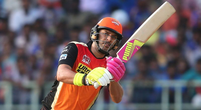 Yuvraj Singh was bought for 1 Crore by Mumbai Indians