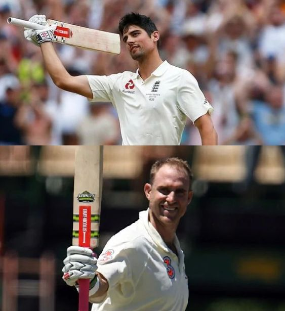 Alastair Cook and Matthew Hayden will be a perfect opening combination in all conditions