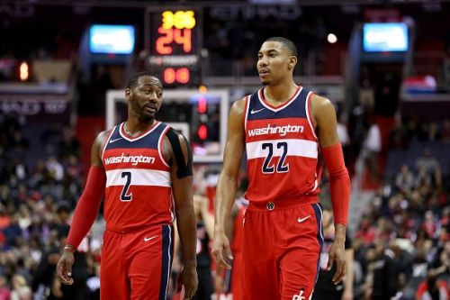 Otto Porter Jr. and John Wall could both be traded by the Washington Wizards