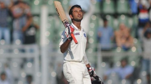 Pujara was born in Rajkot in 1988 and was a prolific run-scorer