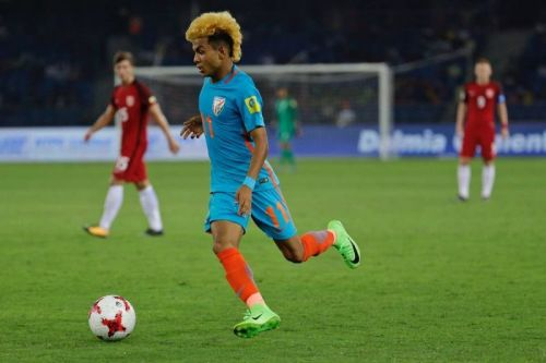 Komal Thatal has good qualities to become a Premier League player