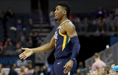 Donovan Mitchell's season has been disappointing so far