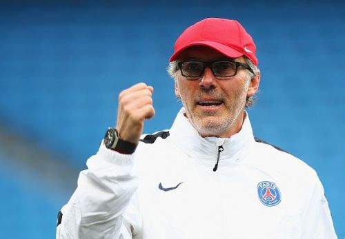 Rumours have been swirling about Blanc's next club for months - could United be his next destination?