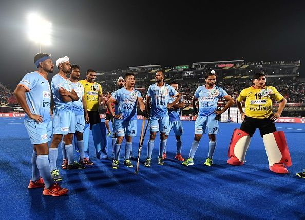 India went down fighting 1-2 to Netherlands in the quarterfinal